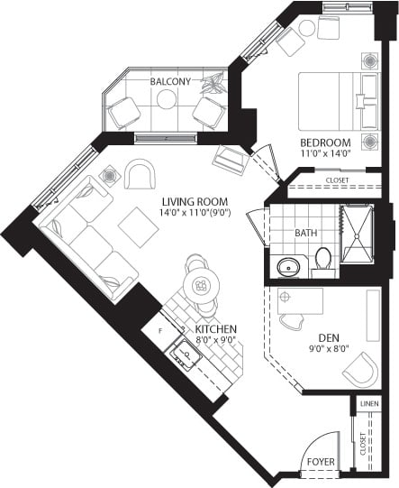 Bridlewood Trails Grand Prix Condo Floor Plans