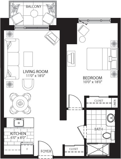 Bridlewood Trails Meadowside Condo Floor Plans