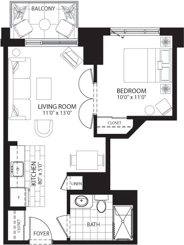 Bridlewood Trails Wildwood Condo Floor Plans