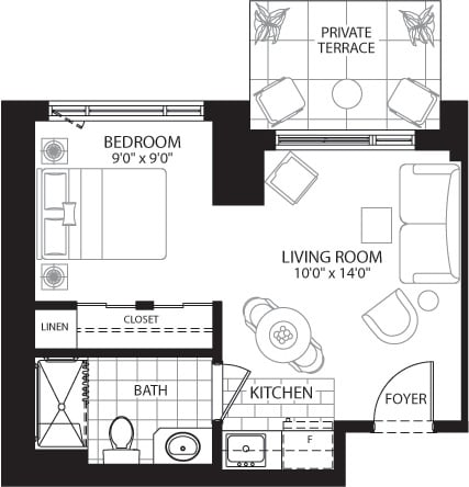Bridlewood Trails Prairie Condo Floor Plans