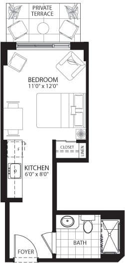 Bridlewood Trails Belmont Condo Floor Plans