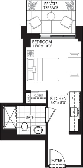 Bridlewood Trails Churchill Condo Floor Plans