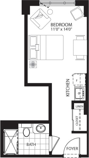 Bridlewood Trails Preakness Condo Floor Plans