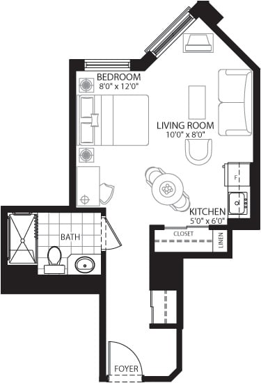 Bridlewood Trails Spruce Meadows Condo Floor Plans